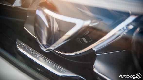 Mercedes C200 - LED