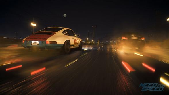 Need for Speed 2015 - Porsche 911