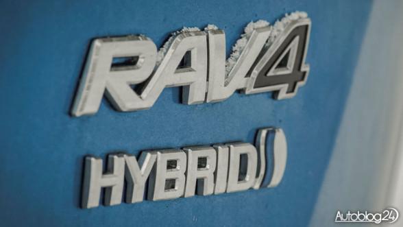 Nowa Toyota RAV4 - logo