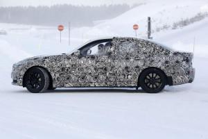 Nowe BMW Serii 3 (G20) 2018 - bok
