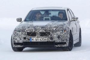 Nowe BMW Serii 3 (G20) 2018 - przód