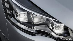 Peugeot 508 - światła Full LED