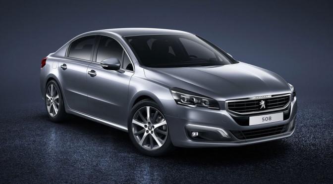 Peugeot 508 to najlepszy facelifting samochodu ostatnich lat. Zmiany trafiły w 10-kę