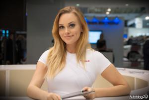 Poznań Motor Show 2016 - hostessy - Nissan