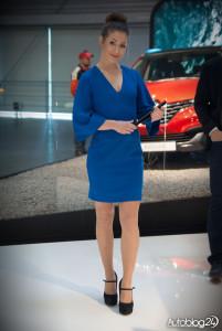 Poznań Motor Show 2016 - hostessy - Renault