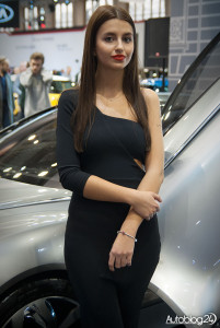 Poznań Motor Show 2016 - hostessy - DS