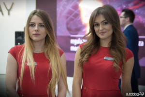 Poznań Motor Show 2016 - hostessy - Toyota
