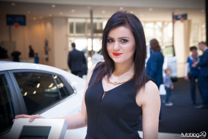 Poznań Motor Show 2016 - hostessy - Hyundai
