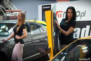 Poznań Motor Show 2016 - hostessy - Moto.pl
