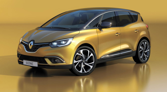 Renault Scenic 4 (2016) - nowe rozdanie. Silniki, bagażnik, zdjęcia i inne informacje