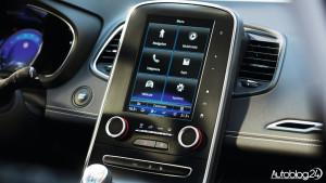 Renault Scenic 4 generacja - R-LINK (LCD)