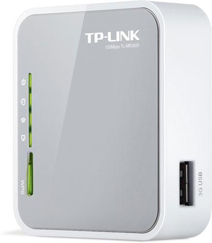 TP Link - 3G router