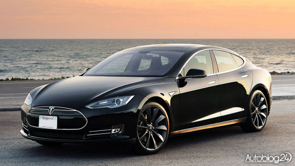 Tesla Model S - samochód elektryczy