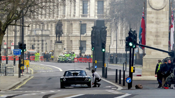 Top Gear - Westminister