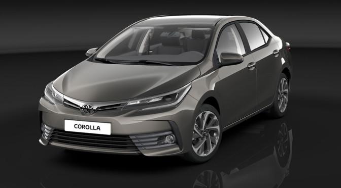 Toyota Corolla – facelifting 2016. Zdjęcia, zmiany i data premiery odświeżonego sedana z Japonii