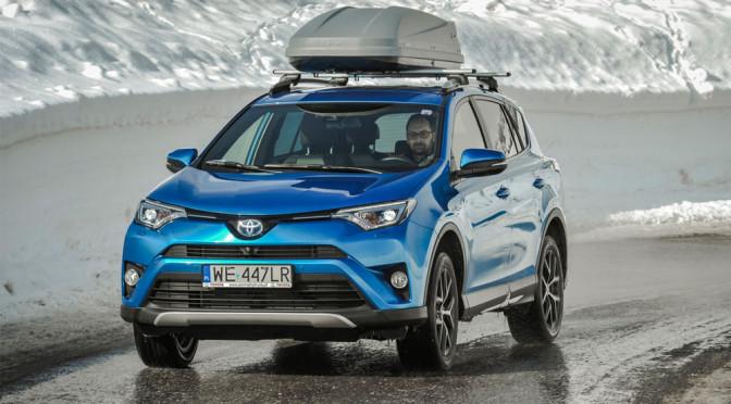 Nowa Toyota RAV4 Hybrid (2016) - spalanie, cena i premiera w Polsce