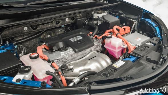 Toyota RAV4 Hybrid - silnik HSD