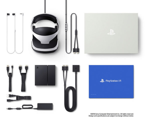 Zestaw PlayStation VR