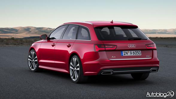 Audi A6 Avant - 2016