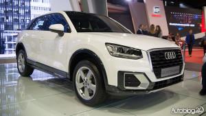Audi Q2 - przód