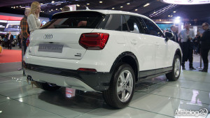Audi Q2 - tył