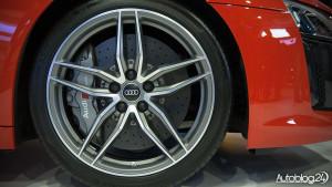 Audi R8 - felga