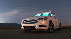 Autonomiczne samochody i jazda w nocy – Ford pokazuje, że w przyszłości światła nie będą nam potrzebne