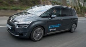 Autonomiczny Citroen jedzie bez kierowcy, zupełnie incognito. Tak będzie coraz częściej
