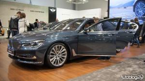 BMW Serii 7 - Poznań Motor Show
