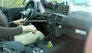 BMW X3 G01 - wnętrze