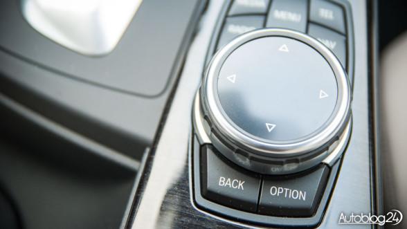 BMW iDrive