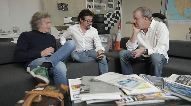 Jak będzie się nazywać nowe show trio z Top Gear na Amazon? Propozycje od samych prowadzących