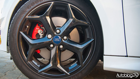 Ford Focus ST - felga