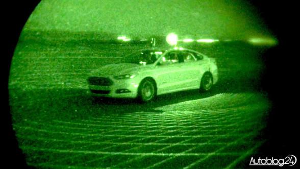 Ford - autopilot