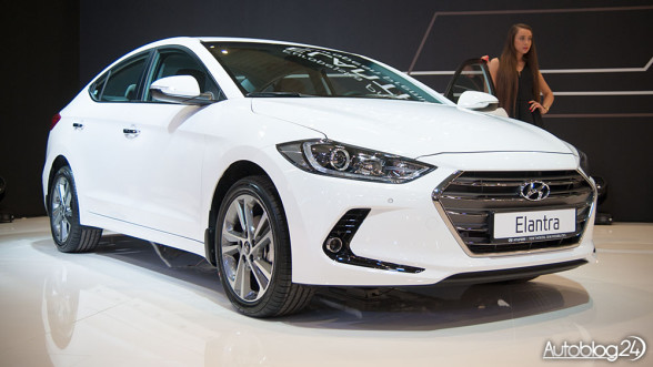 Hyundai Elantra - europejska premiera Poznań 2016