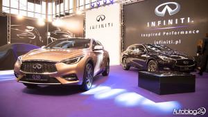 Infiniti Q30 - Poznań Motor Show 2016
