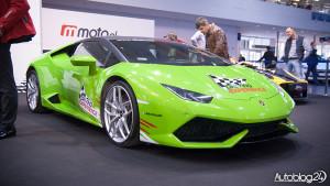 Lamborghini Huracan - Poznań Motor Show 2016