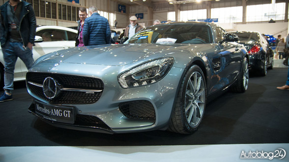 Mercedes-AMG GT - Poznań Motor Show