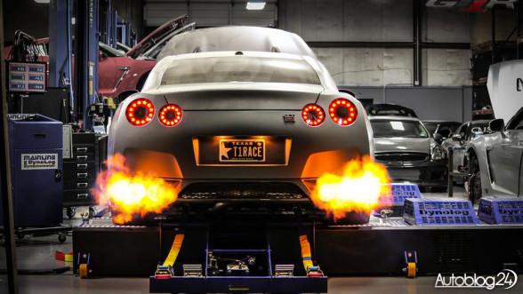 Najszybszy Nissan GT-R