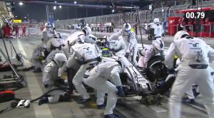 Najszybszy pit-stop w F1. Czas wymiany opon robi niesamowite wrażenie