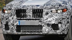 Nowe BMW X3 G01 - światła