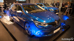 Nowe Renault Megane Grandtour - premiera