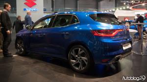 Nowe Renault Megane - tył
