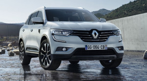Nowy Renault Koleos (2017) – zdjęcia, silniki i inne informacje. Ten SUV w końcu wygląda tak, jak powinien