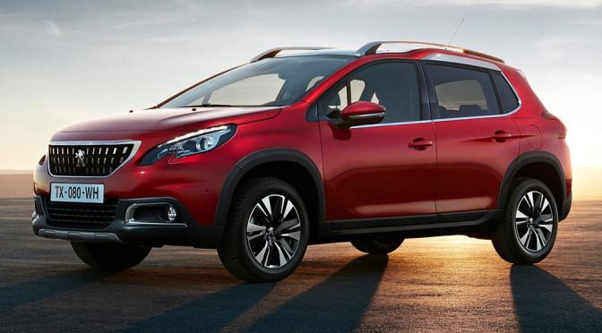 Peugeot 2008 facelifting 2016 – cena, zmiany i zdjęcia odświeżonego crossovera
