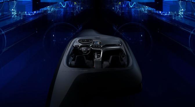 Nowy Peugeot 3008 (2017) będzie miał naprawdę nowoczesne wnętrze. Poznajmy zdjęcia i informacje o i-Cockpit