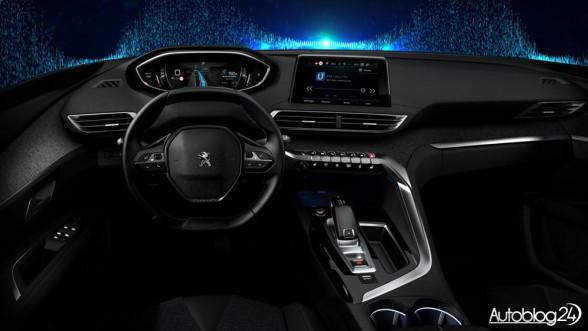 Peugeot - nowy i-Cockpit