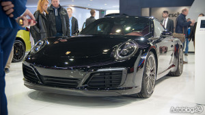 Porsche 911 - Poznań Motor Show 2016