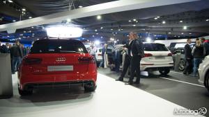 Poznań Motor Show 2016 - Audi
