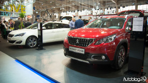 Poznań Motor Show 2016 - Peugeot